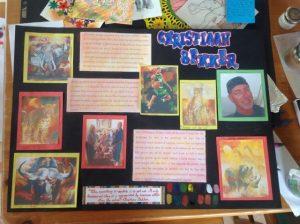 School Project artist Christiaan bekker