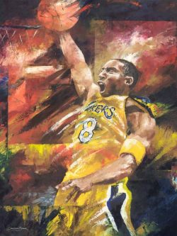 Kobe Bryant Art Prints